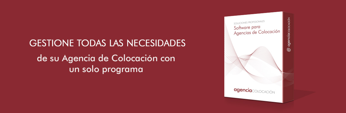 Software para Agencias de Colocación